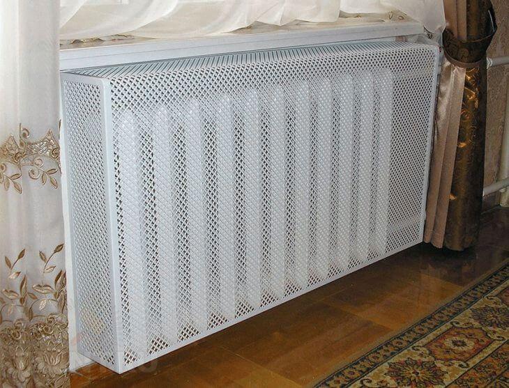 Чем закрыть радиаторы отопления в квартире